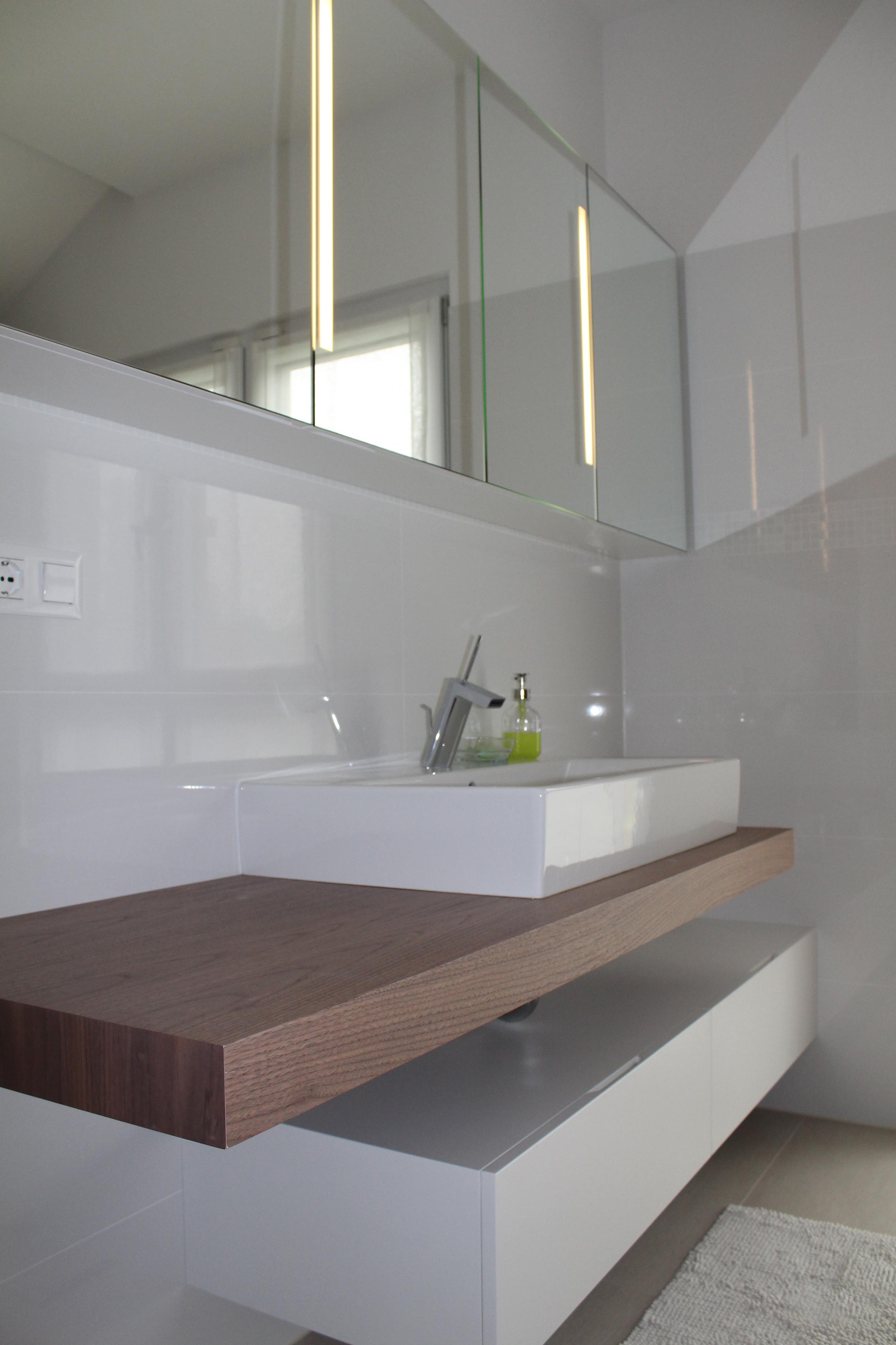 Bagno - Specchio in bagno ...