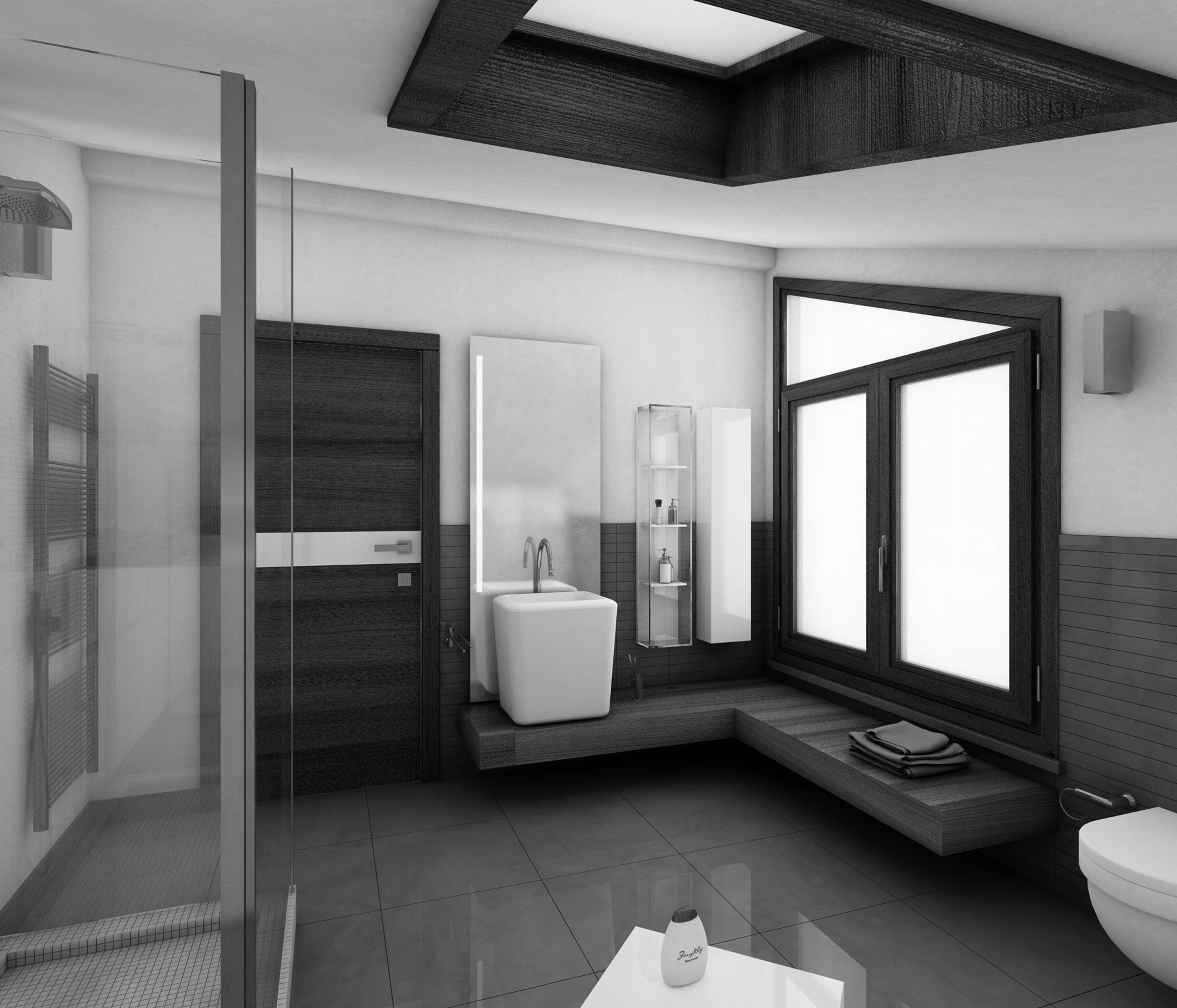 Mobili stile moderno sottoscale mobili moderni in noce for Mobili stile moderno
