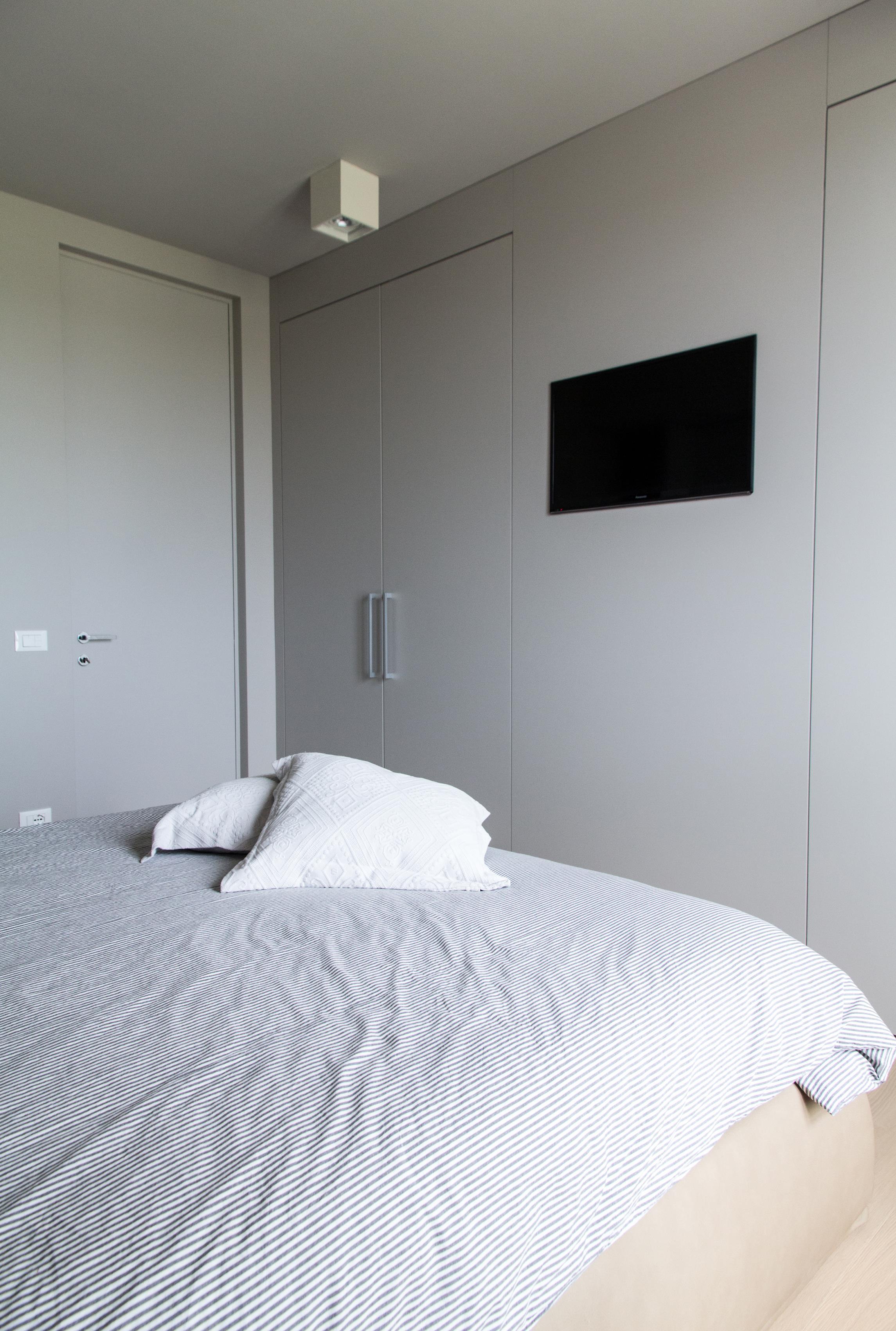 Cabine armadio - Stanza da letto con cabina armadio ...