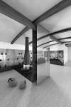 contenitori soggiorno stile moderno con mobili laccati e rivestiti a specchio, foglia oro argento bronzo e rame, design fc arredamenti