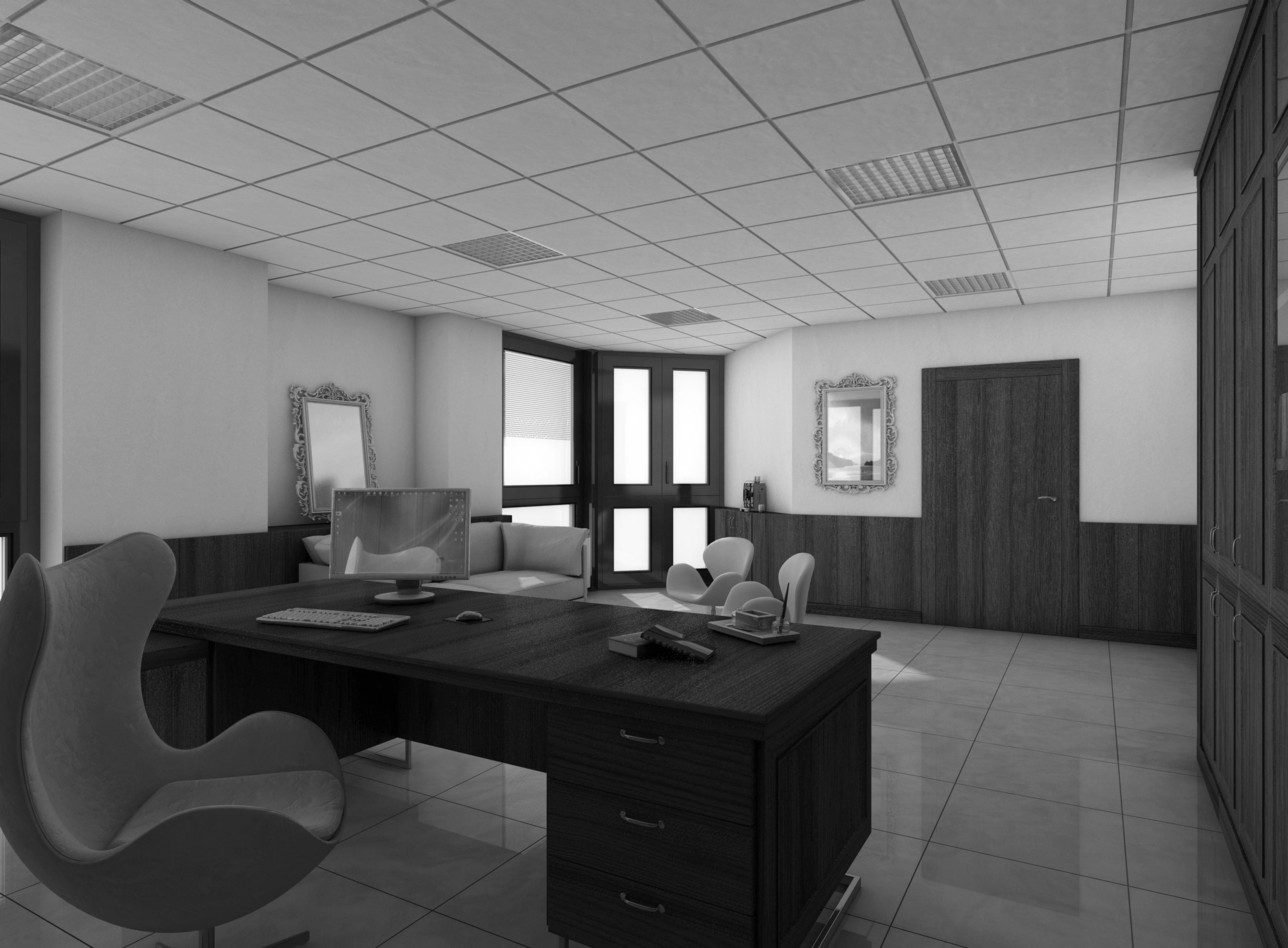 Ufficio Elegante Classico : Arredamento ufficio classico. awesome arredamento per ufficio design