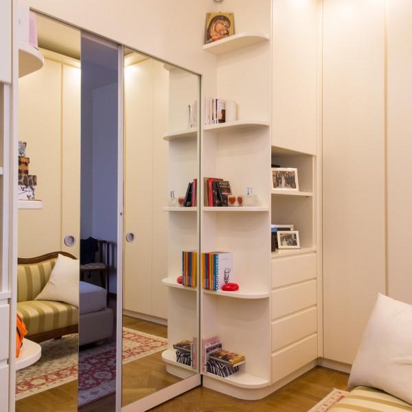 Camere da letto con libreria armadi da camera da letto - Libreria camera ...