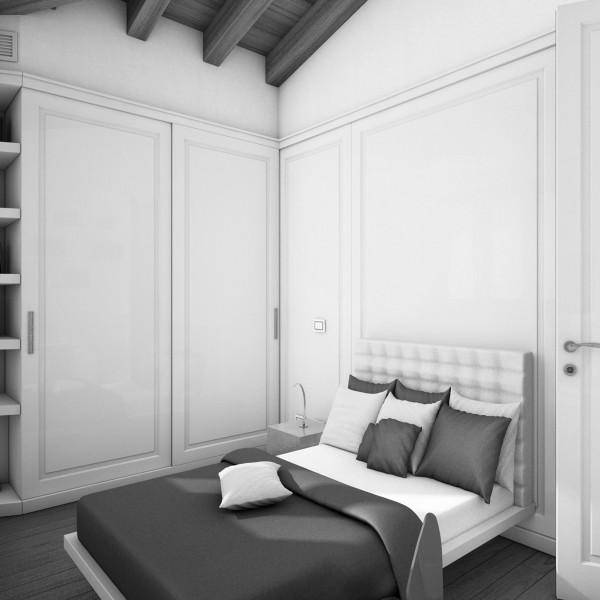 Camere Da Letto Con Boiserie. Stunning Arredamento Camere Da ...