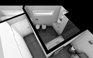 ristrutturazione appartamento unifamiliare residenziale a lugano, ferrari