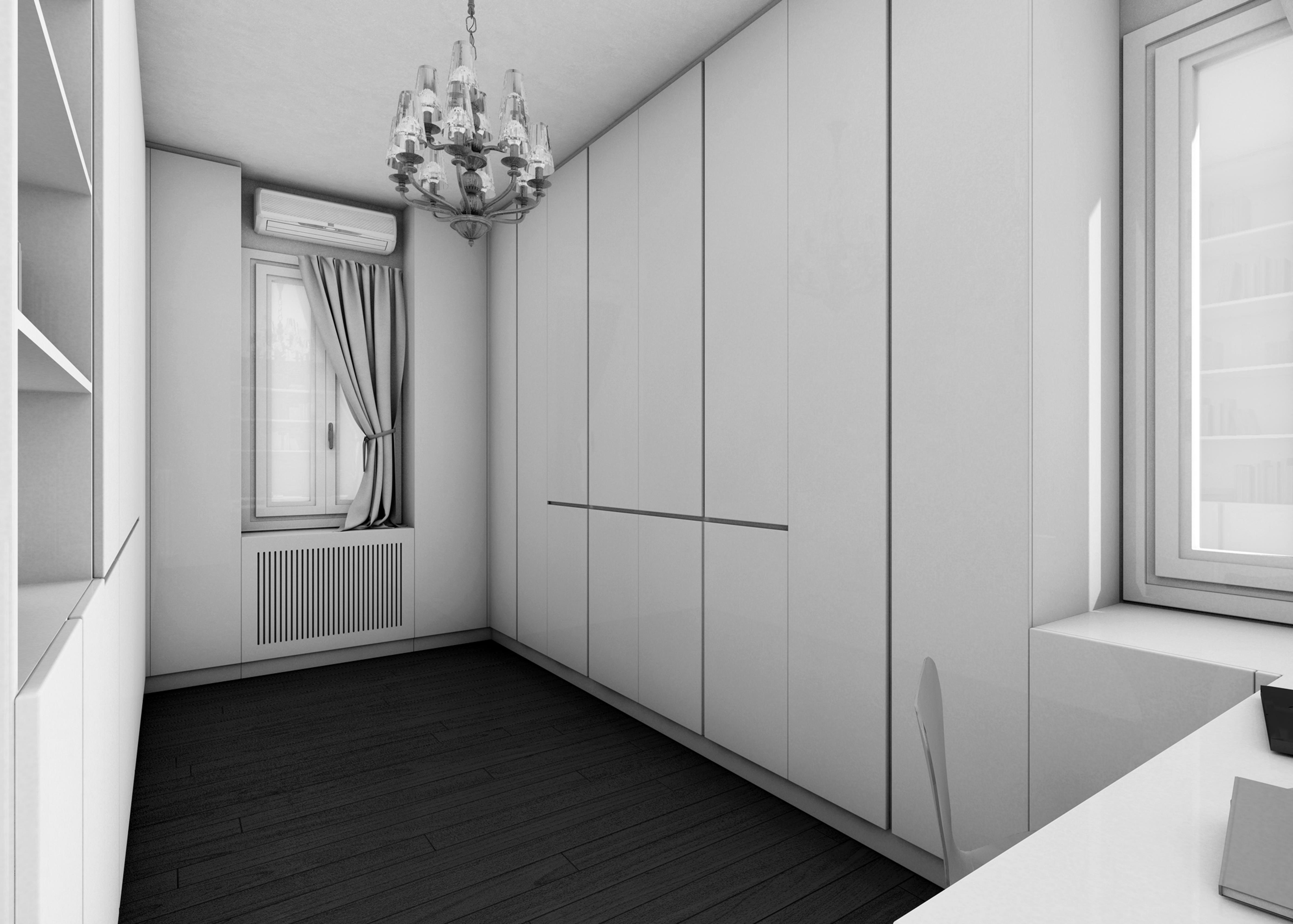 Armadio camera da letto stile classico armadi for Camera da letto stile tudor