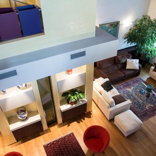 Soggiorno stile moderno fabulous arredare soggiorno stile moderno mobili neri with arredare - Mobili stile moderno ...