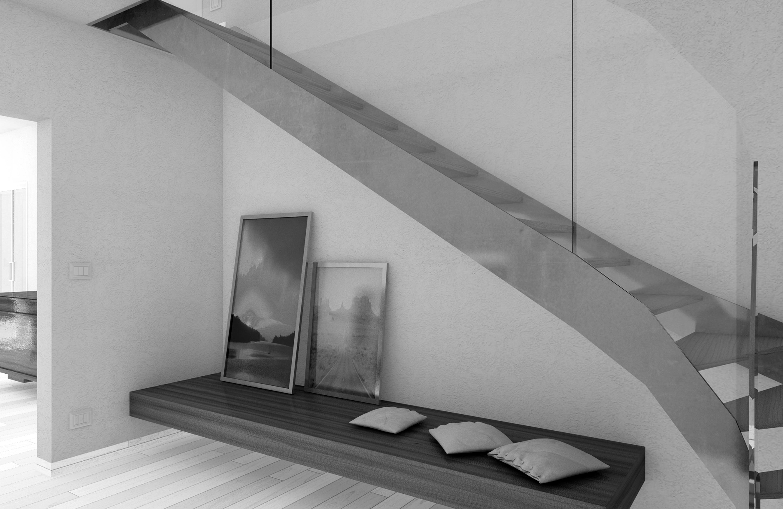 Emejing soggiorno sottoscala ideas design trends 2017 for Arredare sottoscala aperto
